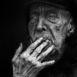 Menschen und Tabak /
