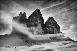 B&W Tre Cime / Alps 2016