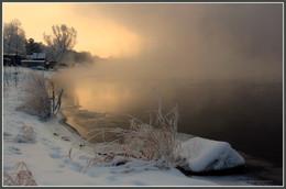 In der frostigen Nebel / ***